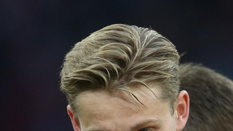 Need a few weeks more of training before getting back: Barca's De Jong