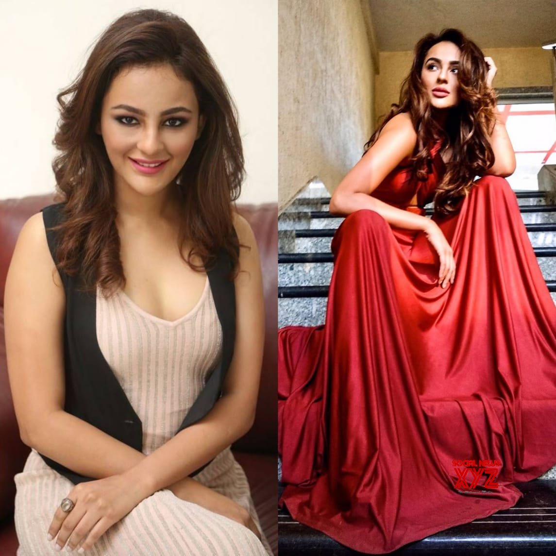 The remarkable transformation of Seerat Kapoor will give you major fitness goals, check out the picture