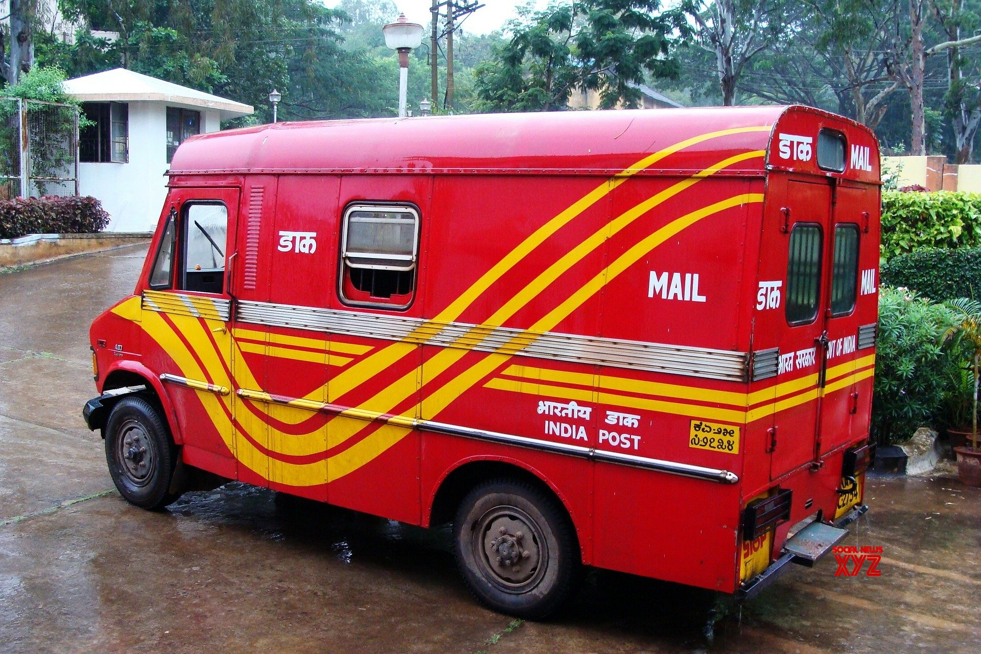 India Post delivers 2,000 tonnes of medicines, equipment amid lockdown