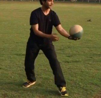 Rajkummar Rao's Tae Kwon Do Kick Is Awesome