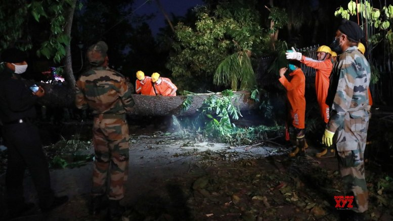 Army sends five columns to Bengal for Amphan relief operations