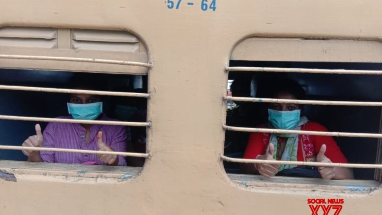 11 Karnataka special trains ferry 16,972 migrants home
