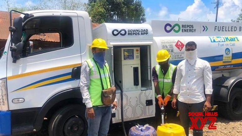 Repos Energy plans producing over 3,000 mobile petrol pumps in FY21