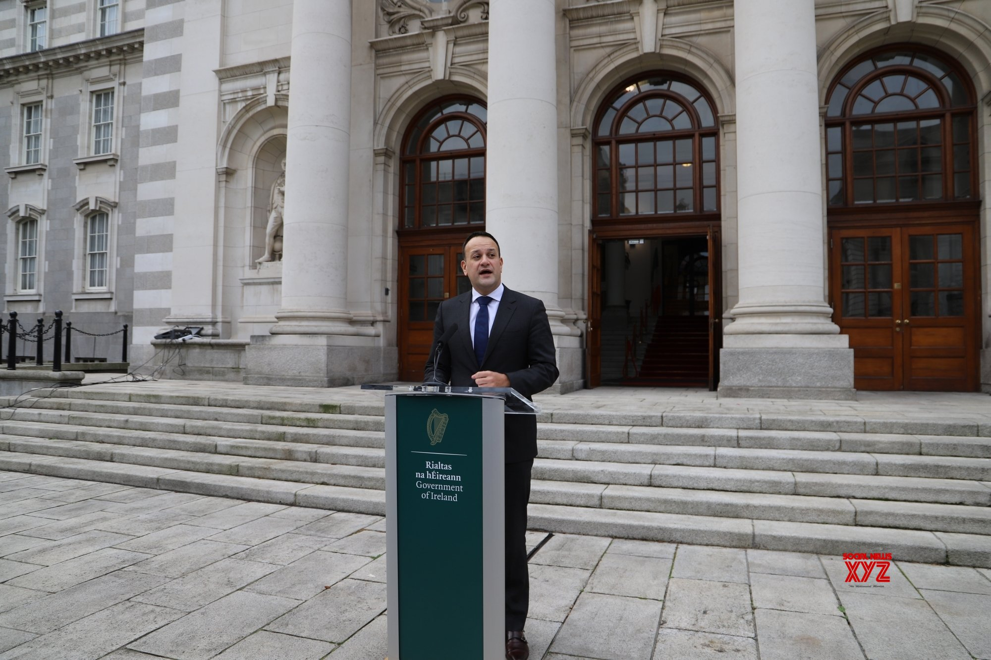No change to two-meter social distancing rule in Ireland: PM