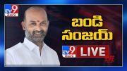BJP Bandi Sanjay Video Conference LIVE - TV9 (Video)