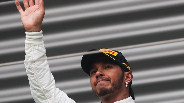 Hungarian GP: 90th career pole for Hamilton, Racing Point take 2nd row