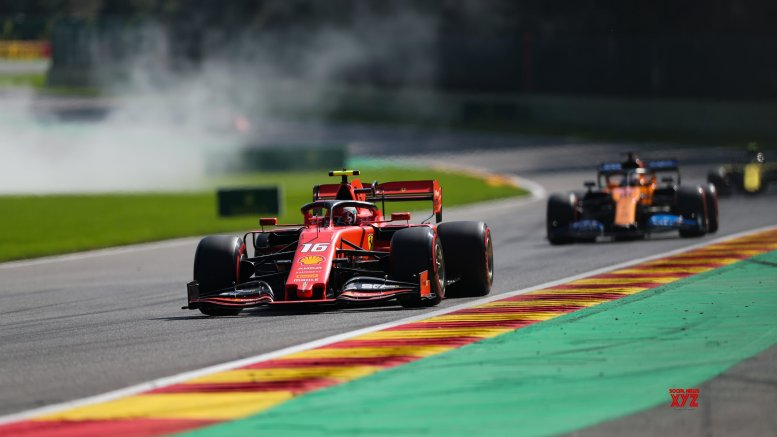 F1 confirms first 8 races of revised 2020 calendar