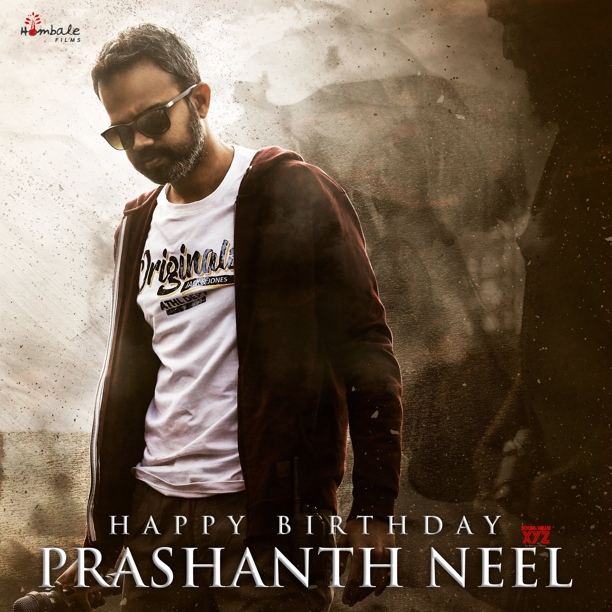 Kgf Director Prashanth Neel Birthday 2020 Posters Social News Xyz