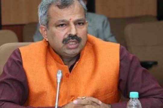 Now, Delhi BJP Chief Adesh Gupta tests Covid positive