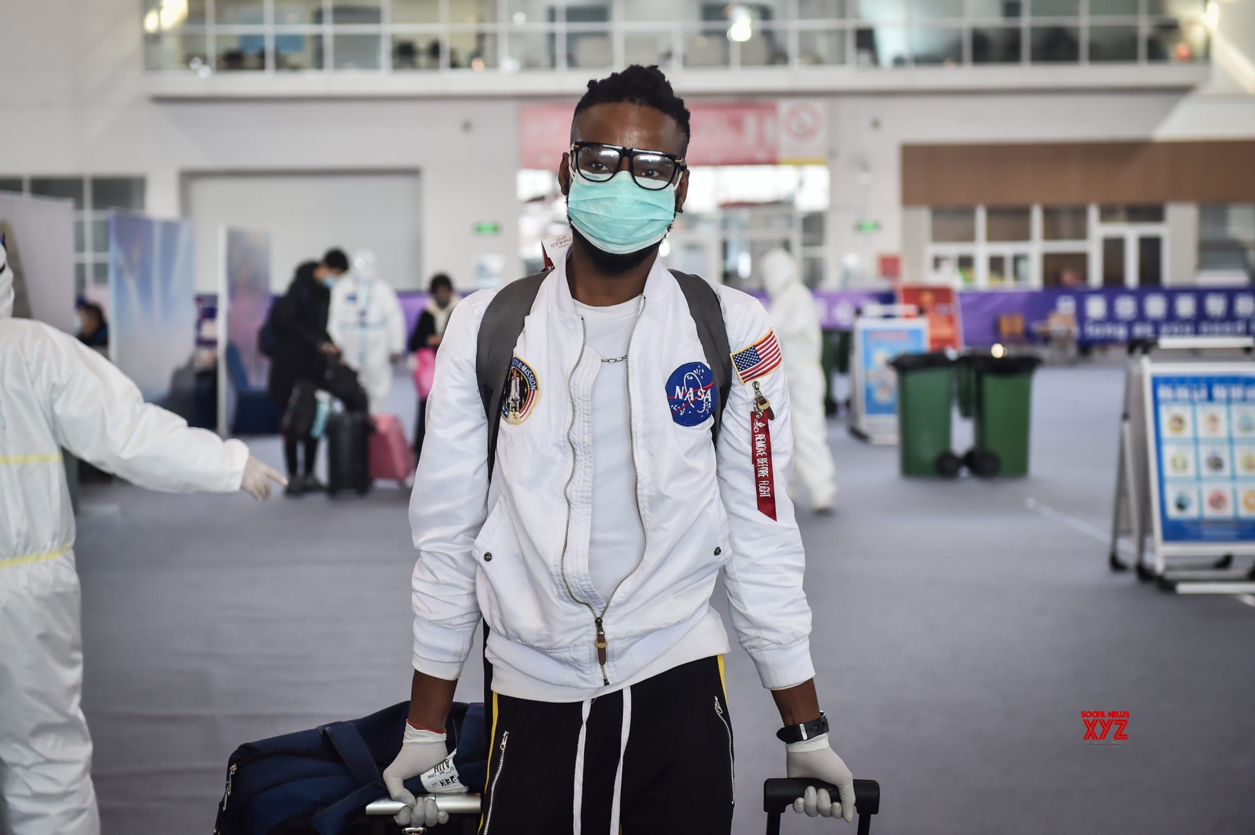 17 airport workers test Covid positive in China