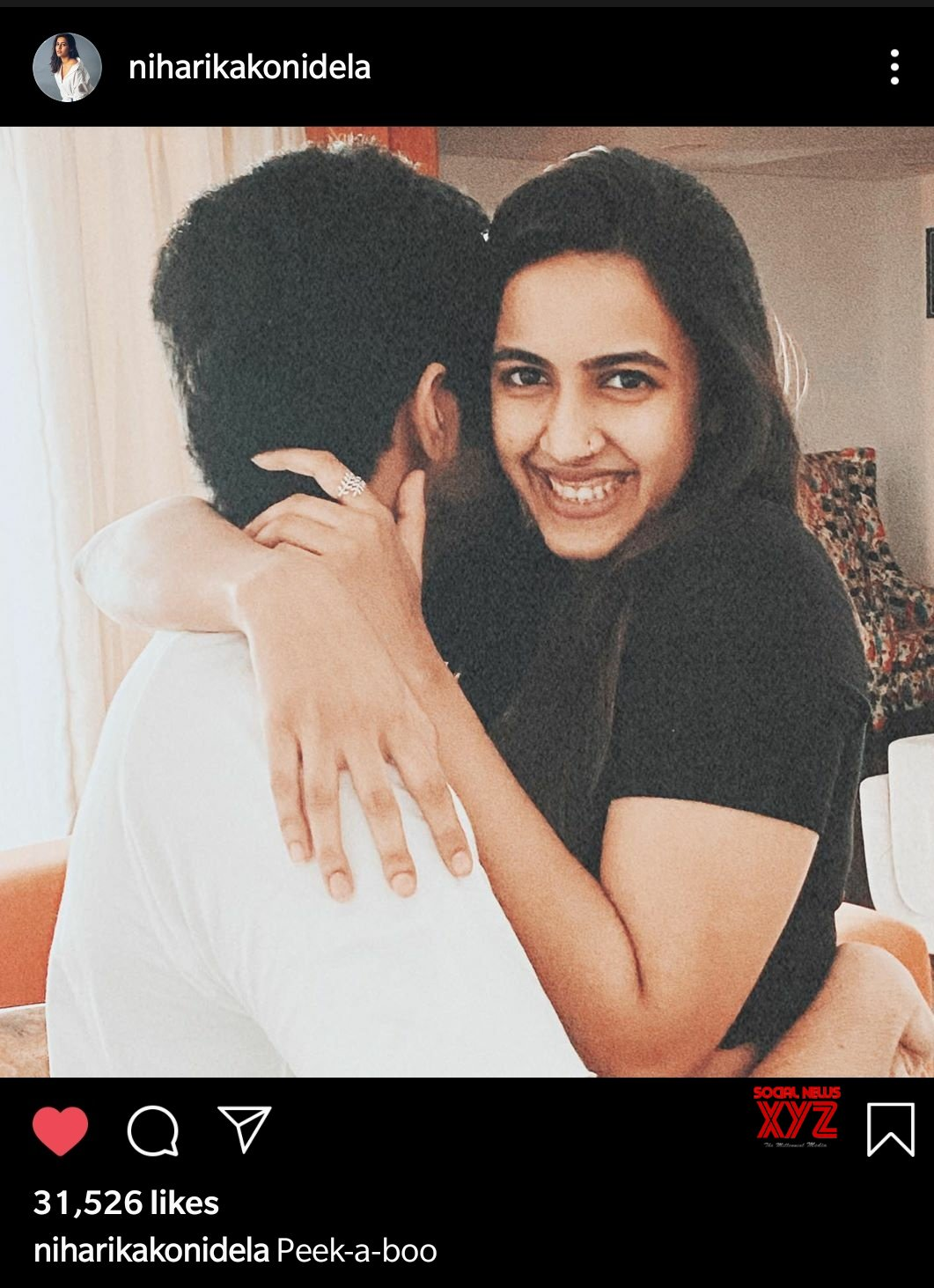 Niharika Konidela to get engaged on August 13th, marriage in December