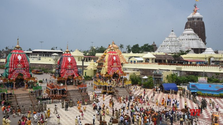 Jagannath temple to remain closed for devotees on Dussehra, Diwali