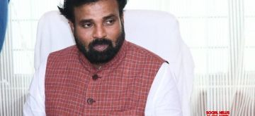 Karnataka Health Minister B. Sriramulu.