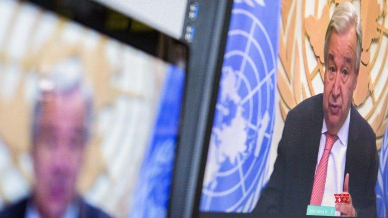 Guterres warns UN facing its '1945 moment'
