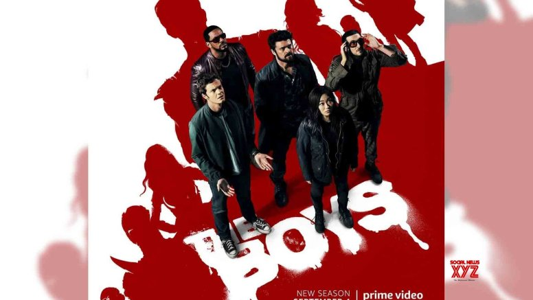 'The Boys' long-awaited second season to release in September