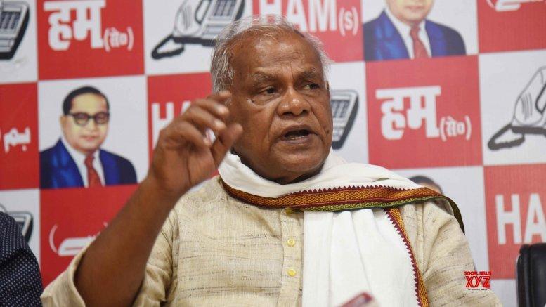 Manjhi slams BJP for making Bihar madrasa blast 'communal'