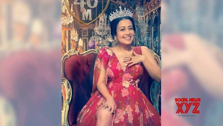 Neha Kakkar's Instagram family grows to 40 million