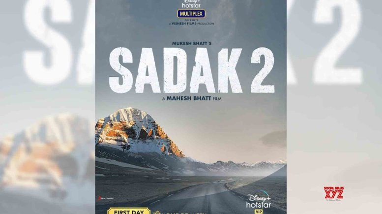 Alia Bhatt-starrer 'Sadak 2' poster launched, netizens want to boycott film