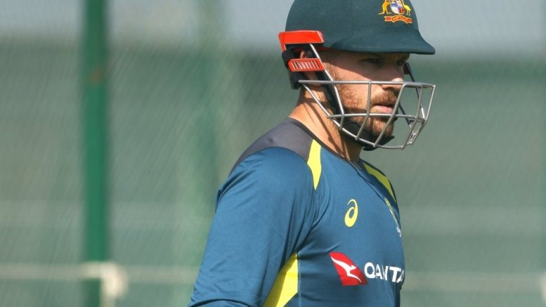 Not sure where our next game is going to be, says Finch