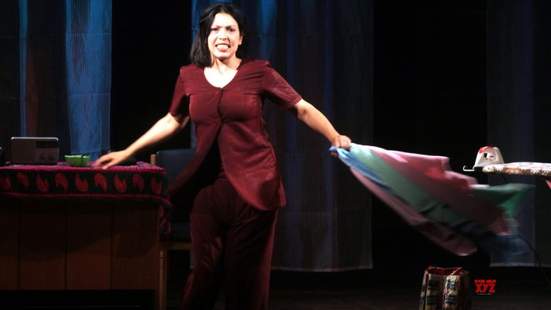 Shilpa Shukla: Theatre always presents the unexpected
