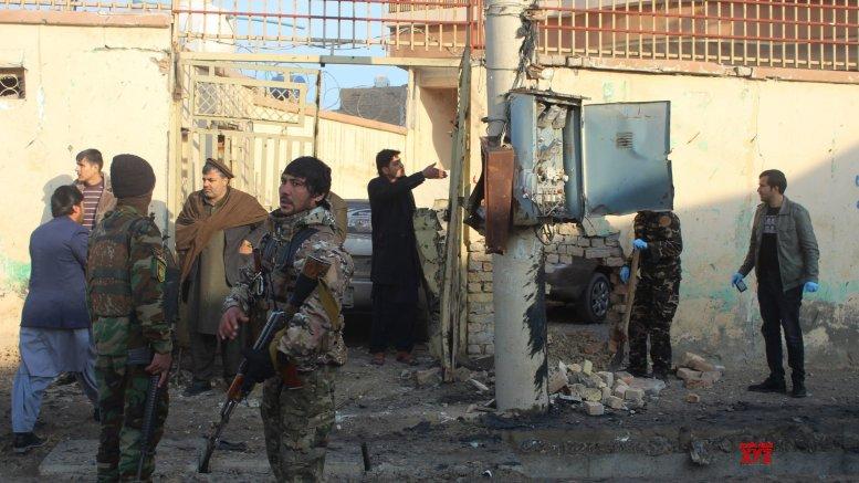 '24 Afghan civilians killed, injured everyday'