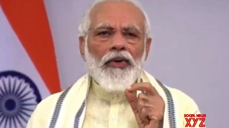 PM tweets in 16 languages to talk 'Dignity of India's poor'