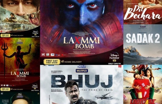Disney + Hotstar To Release 7 Big Films