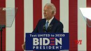 Biden: Trump has 'a lot to answer for' on Russia (Video)