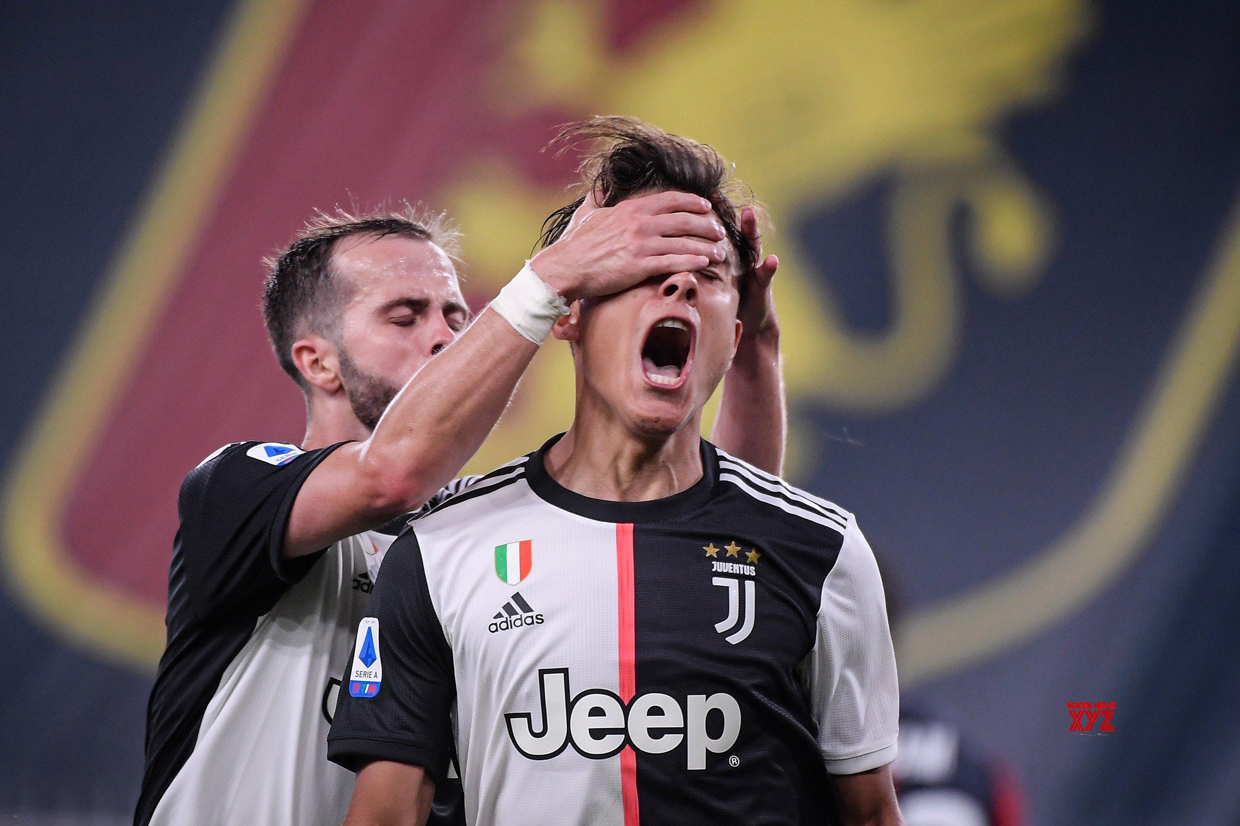 ITALY - GENOVA - FOOTBALL - SERIE A - GENOA VS JUVENTUS #Gallery