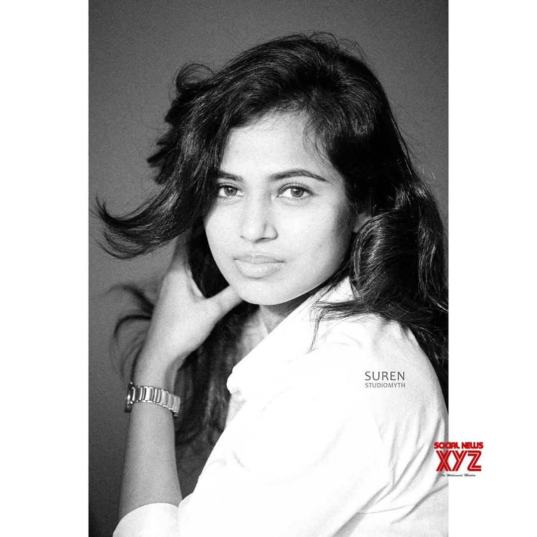 Actress Ramya Pandian Latest Glam Stills