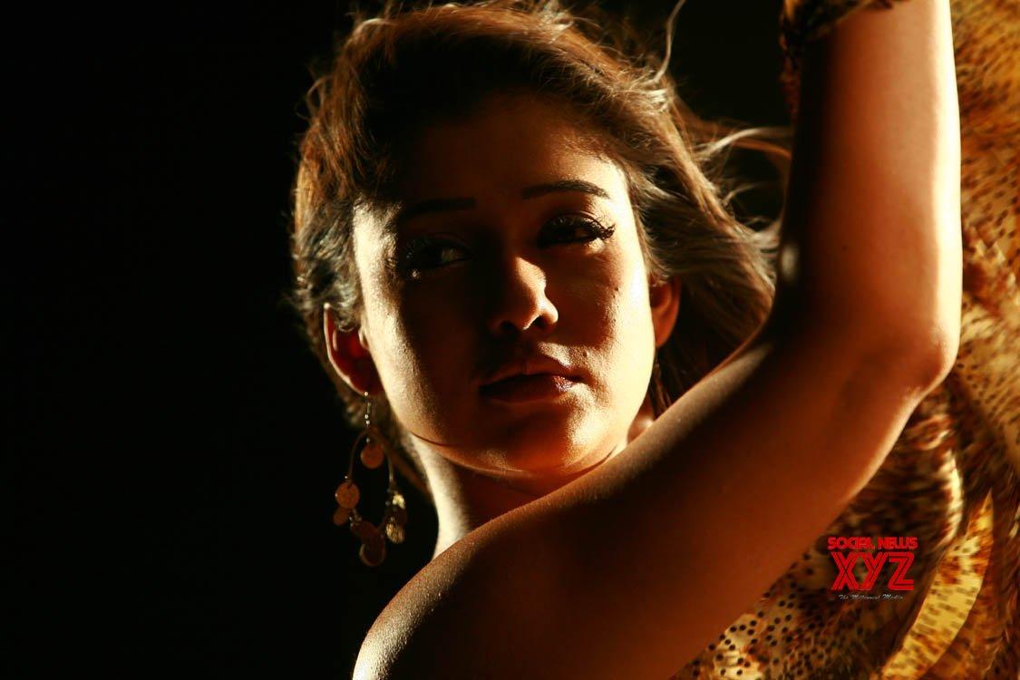 Hyderabad: Nayanatara #Gallery