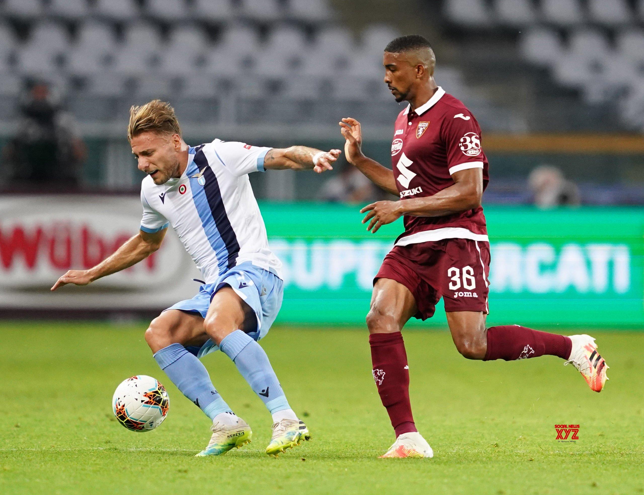 ITALY - TURIN - FOOTBALL - SERIE A - TORINO VS LAZIO #Gallery
