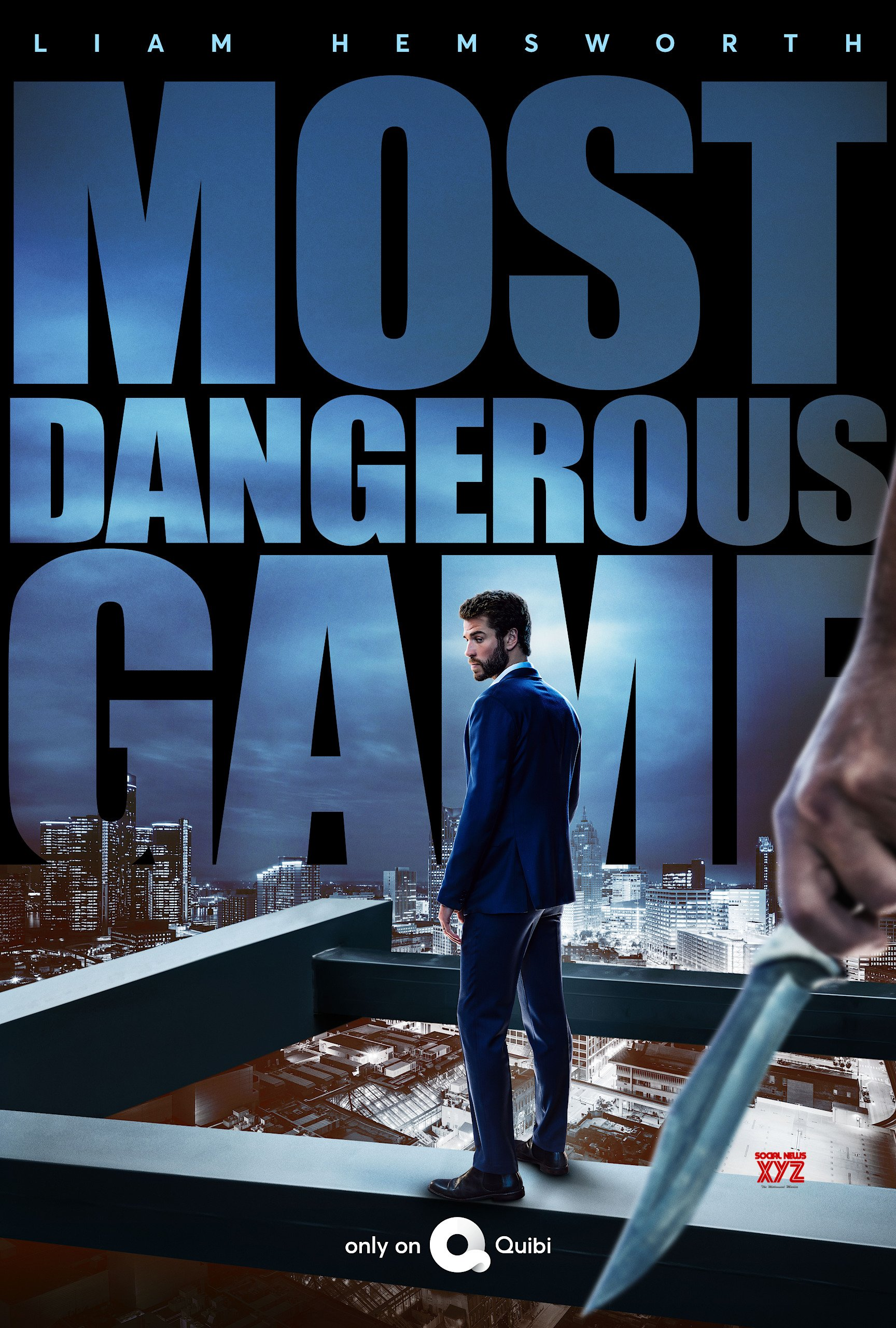 Most Dangerous Game Series HD Poster And Stills