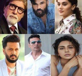 Bollywood Fraternity Pays Tribute To Saroj Khan