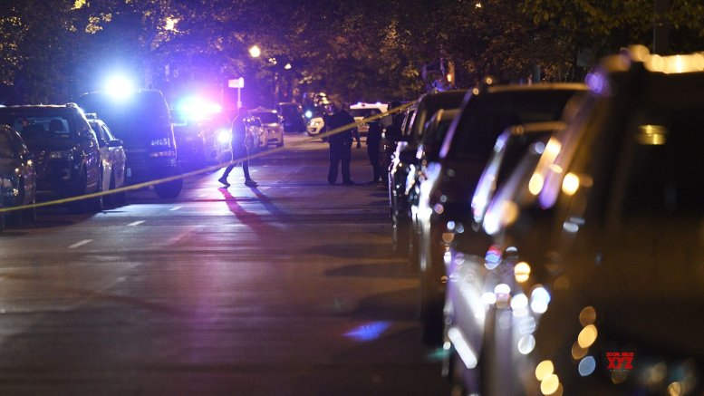 8 injured in US mall shooting