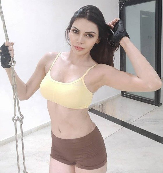Sherlyn Chopra (2020) Hindi Hot Full Video 720p HDRip 100MB Download