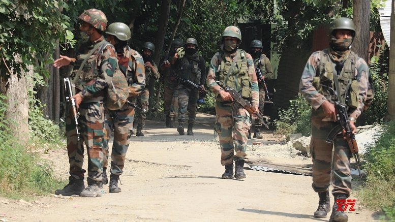 Encounter breaks out in South Kashmir's Anantnag