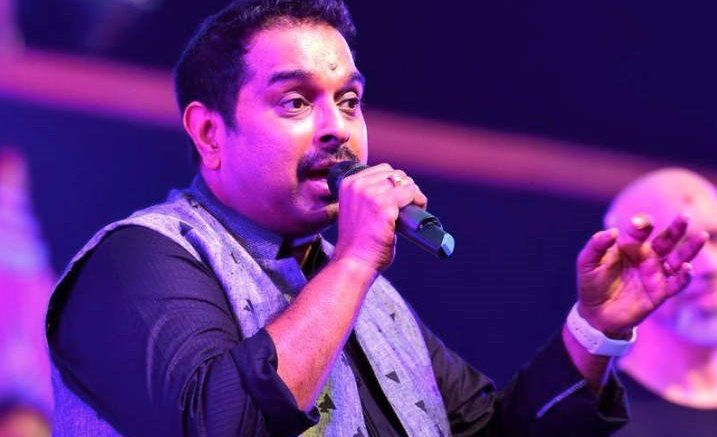 Shankar Mahadevan discovers singing talent in form of his residence watchman's daughter