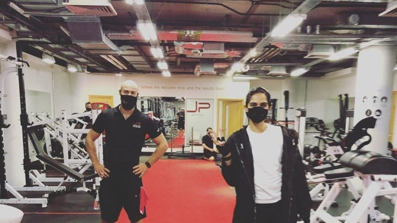 Sonam Kapoor hits the gym as her quarantine period ends