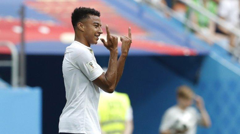 Ronaldo is the Michael Jordan of football, says Lingard