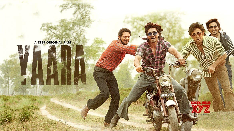 Vidyut Jammwal's Yaara movie is now streaming on ZEE5