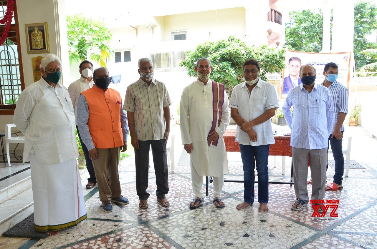 Manthena Venkata Ramaraju Donated 12 Lakhs On His Birthday To Various Organizations