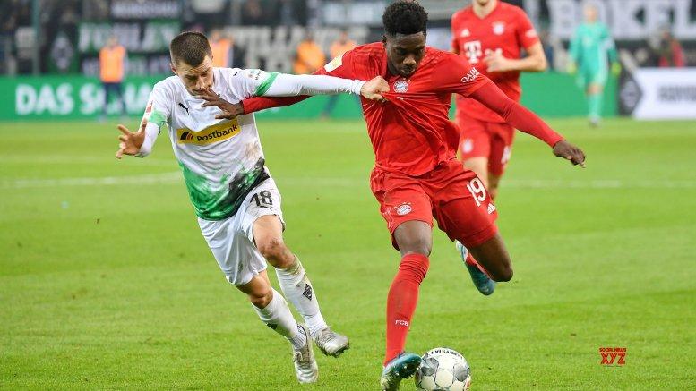 Bayern won't take Chelsea lightly, says Alphonso Davies