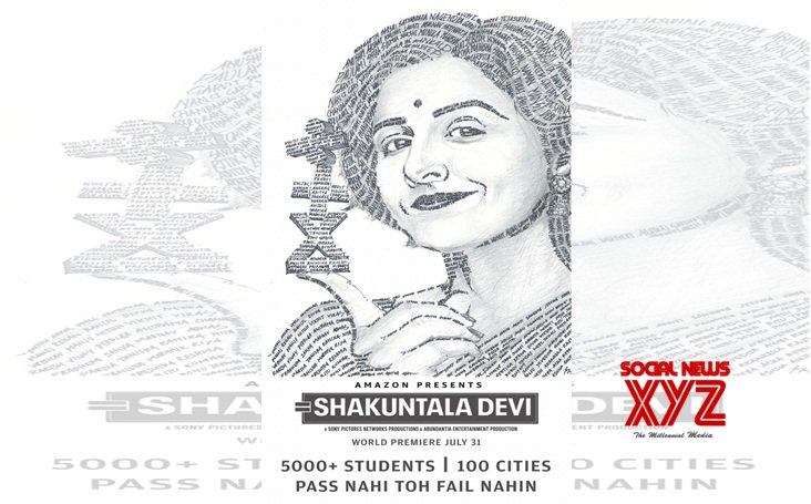 Shakuntala Devi Review: Adds up to one-time watch (Rating: *** )
