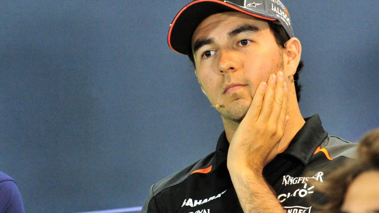 Sergio Perez tests positive for COVID-19, to miss British GP