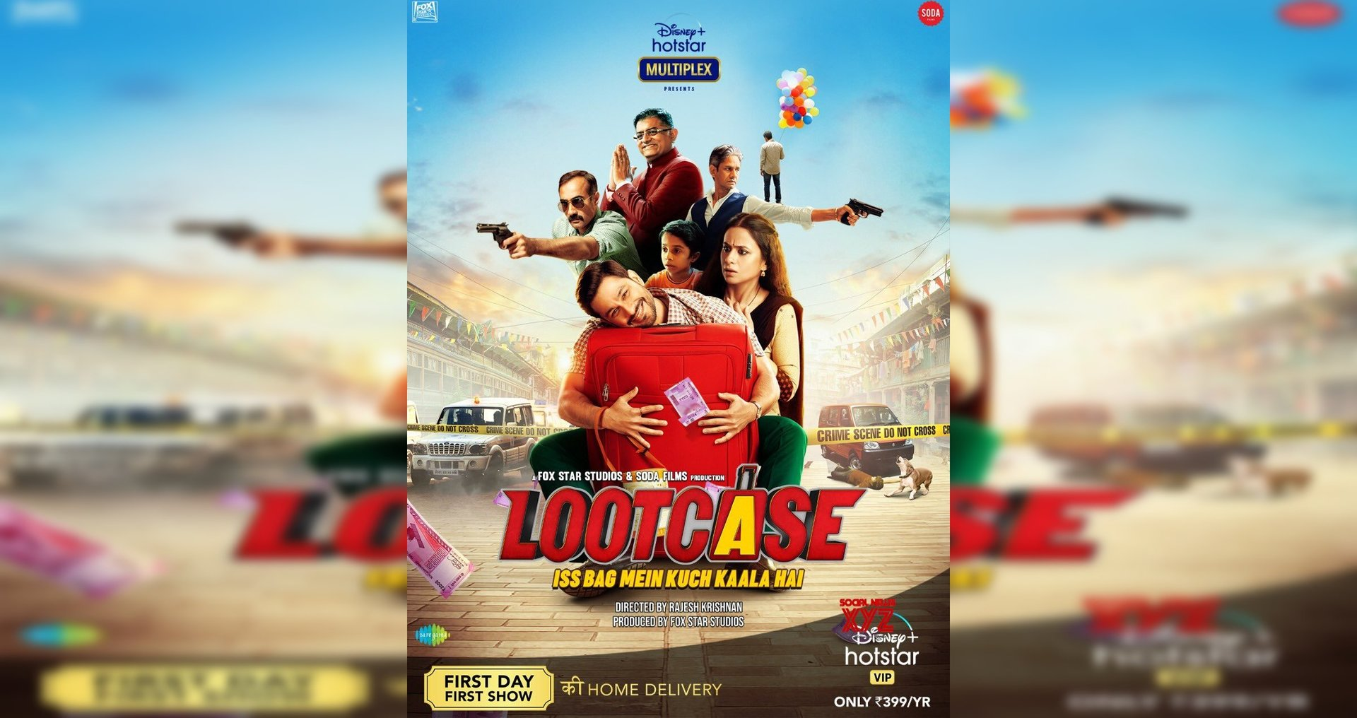 Lootcase Review: Kunal Khemu's Lootcase is Mostly WellPaced and Manages to Stay Amusing Despite a Thin Plot (Rating: ***)