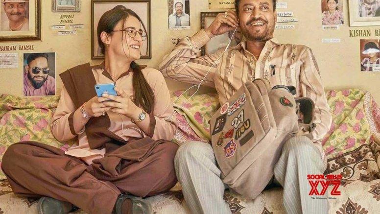 Radhika Madan: I always addressed Irrfan Khan as papa or dad
