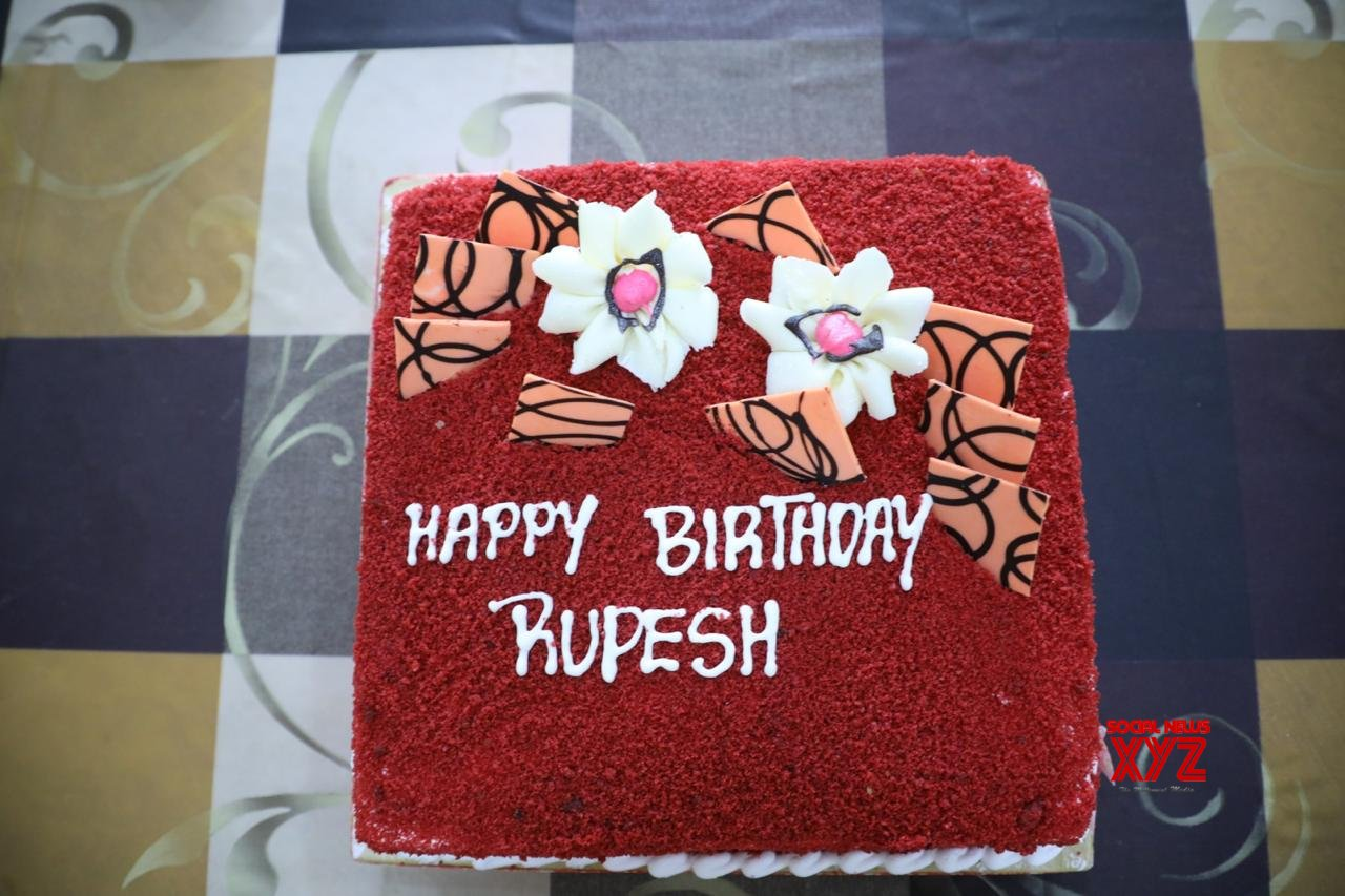 22 Movie Hero Rupesh Kumar Choudhary Celebrates His Birthday Today Along With His Family Members - Gallery