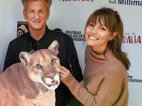 Sean Penn secretly marries Leila George