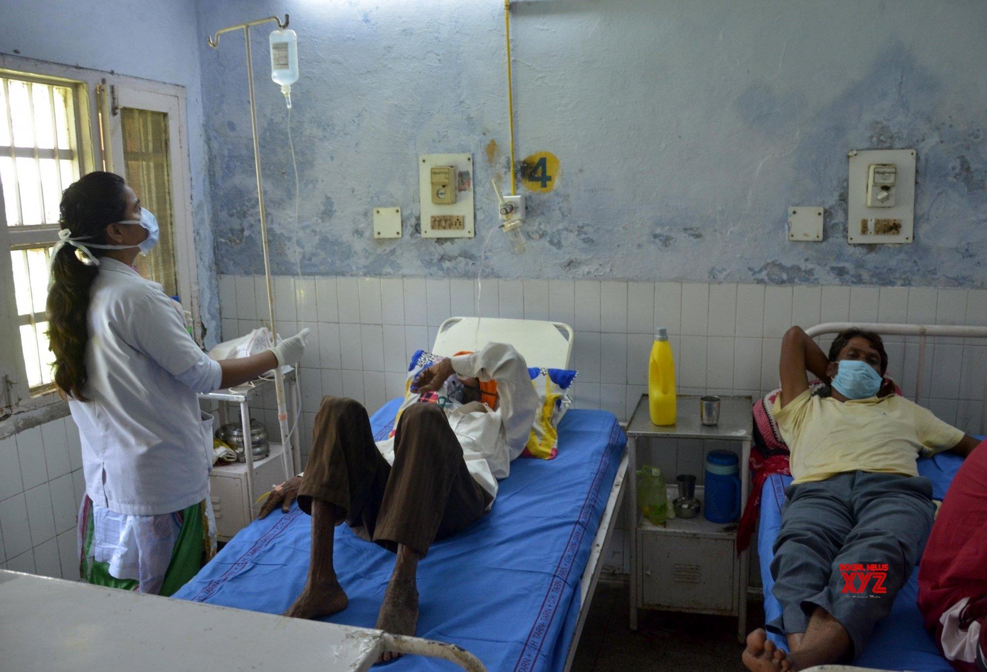 Amritsar: Hooch tragedy: People who were taken ill receive treatment #Gallery